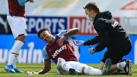 Lingard nguy cơ chấn thương, West Ham lo sợ cho hy vọng vào top 4
