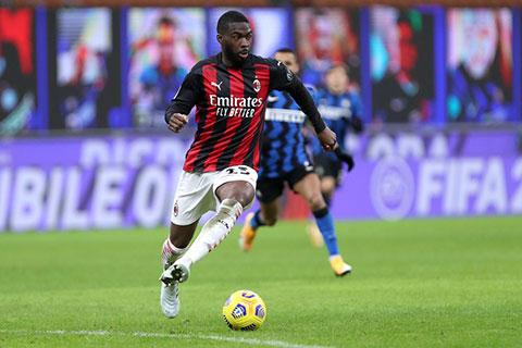 AC Milan muốn mua đứt Tomori