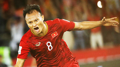 Trọng Hoàng lỡ hẹn vòng loại World Cup 2022 cùng ĐT Việt Nam