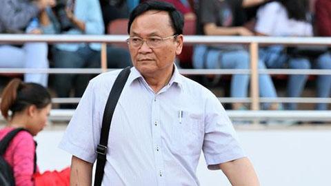 Ông Nguyễn Hồng Thanh nói gì khi từ chức Chủ tịch SLNA?