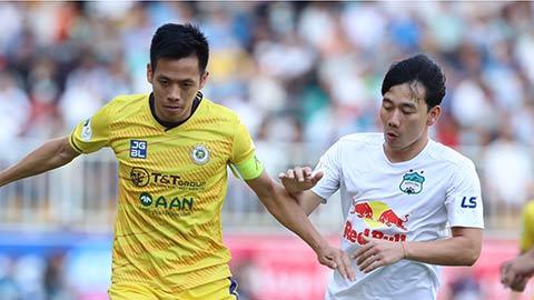 Khi Hà Nội FC cần HAGL… thắng