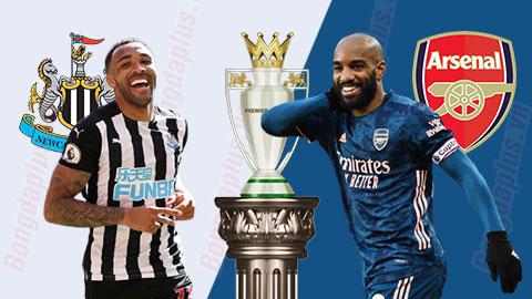 Nhận định bóng đá Newcastle vs Arsenal, 20h00 ngày 2/5