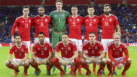 ĐT Xứ Wales ở EURO 2020: Dừng bước sớm