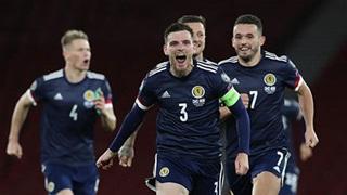 ĐT Scotland ở EURO 2020: Coi chừng những kẻ liều mạng
