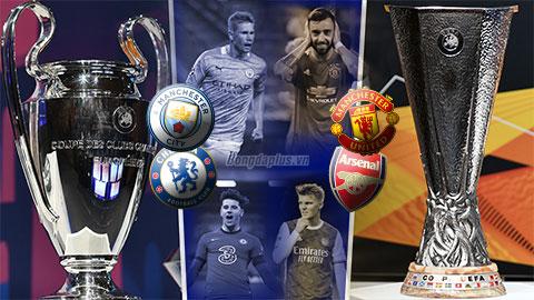 Dư âm bán kết Champions League & Europa League: Chờ đợi chung kết toàn Anh