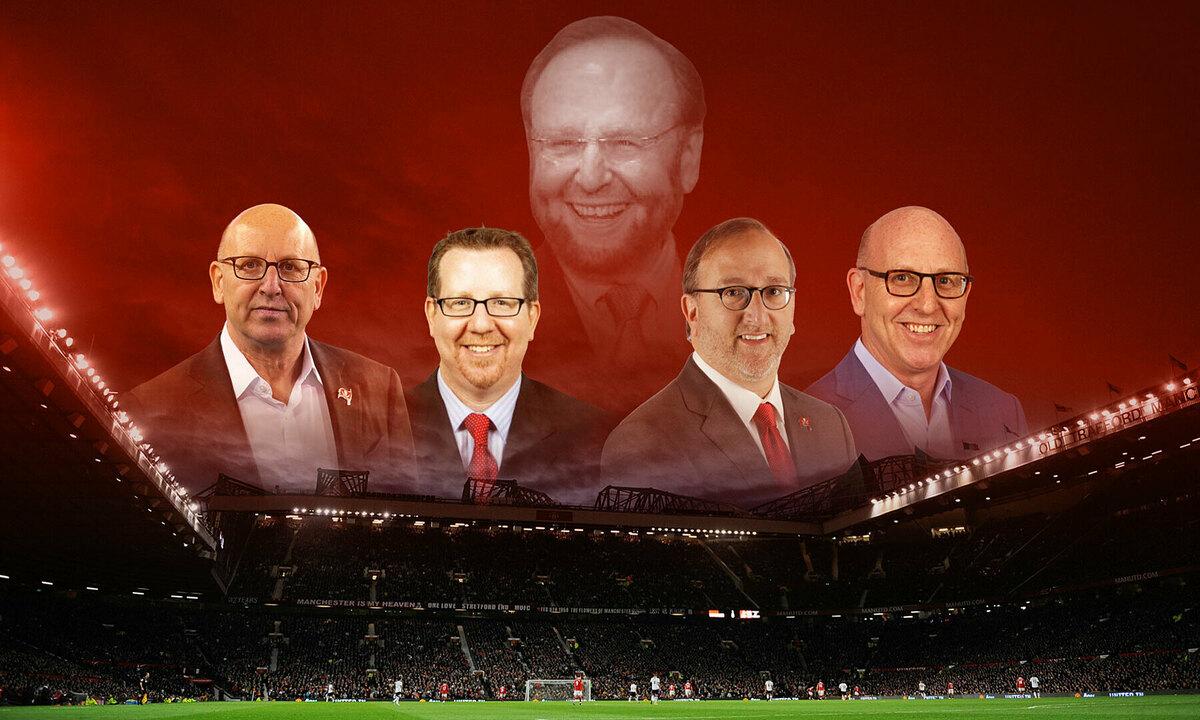 Ed Woodward đã tạo nên một kế hoạch giúp nhà Glazers xâm chiếm Man United thành công