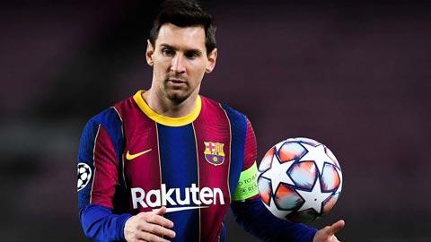 Barca đề nghị hợp đồng 10 năm kỳ lạ với Messi