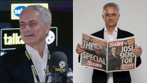 Mourinho tìm được công việc mới chỉ 10 ngày sau khi bị Tottenham sa thải