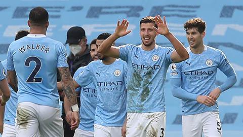 Man City: Hành trình lên ngôi vô địch Ngoại hạng Anh 2020/21