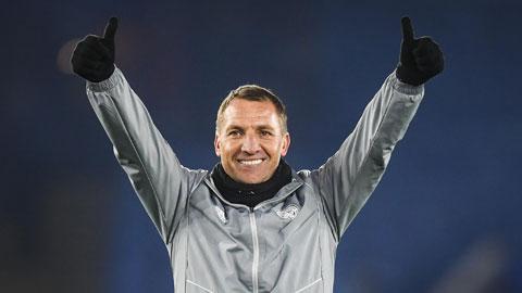 Tottenham không chịu 'buông bỏ' Rodgers