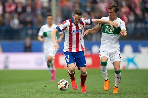 oxbet.com đưa tin Elche vs Atletico, 21h15 ngày 1/5: Cờ đến tay phải phất