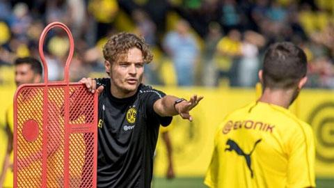 Liệu Edin Terzic có gắn bó với Dortmund?