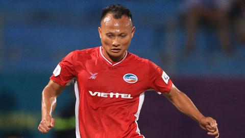 Trọng Hoàng không bỏ lỡ vòng loại World Cup 2022