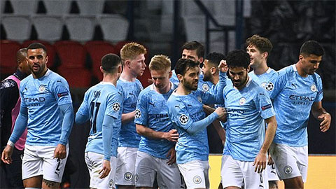 Guardiola: 'Man City thành công là nhờ các cầu thủ giỏi'