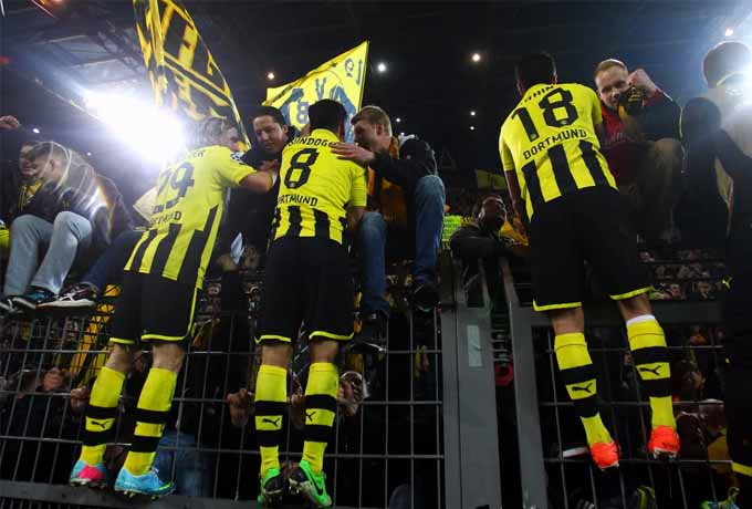Công cuộc tìm chỗ đứng tại Dortmund không hề dễ dàng