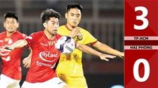 TP.HCM 3-0 Hải Phòng (Vòng 12 V.League 2021)