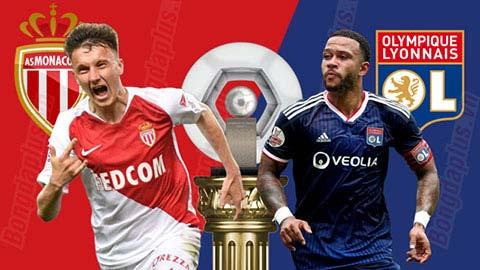 Soi kèo: Tài trận Monaco vs Lyon