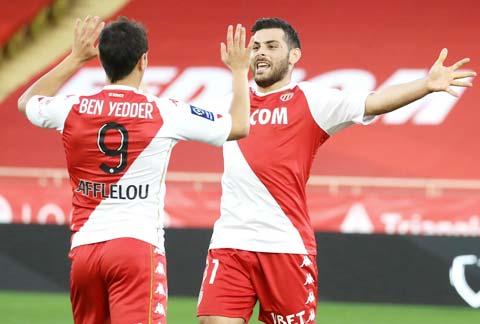 Monaco sẽ tận dụng lợi thế sân nhà để kiếm trọn 3 điểm trước đối thủ trực tiếp Lyon