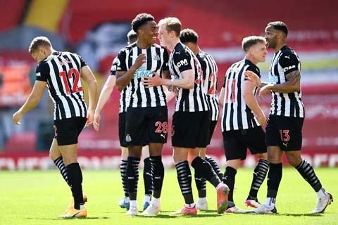 Newcastle sẽ ăn mừng ở trận tiếp Arsenal nhờ có động lực thi đấu cao hơn