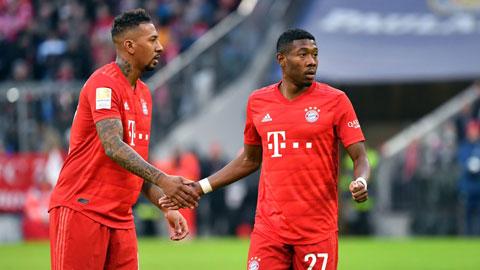 Những gương mặt  sắp rời Bayern