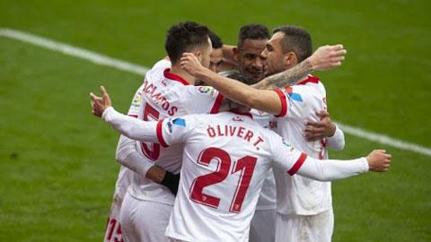 Sevilla đang có cơ hội lớn để đua vô địch La Liga