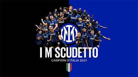 Inter Milan vô địch Serie A 2020/21