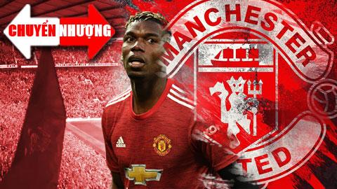 Chuyển nhượng 2/5: Nếu không ký hợp đồng 'khủng', Paul Pogba sẽ bị Man United thanh lý sớm