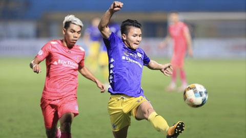 17h00 chiều nay, trực tiếp Hà Nội FC vs Sài Gòn FC