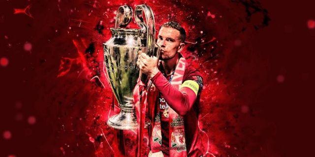 Nhưng Henderson đang trên đường trở thành thủ quân huyền thoại của Liverpool, 1 trong 5 người từng đoạt cúp châu Âu