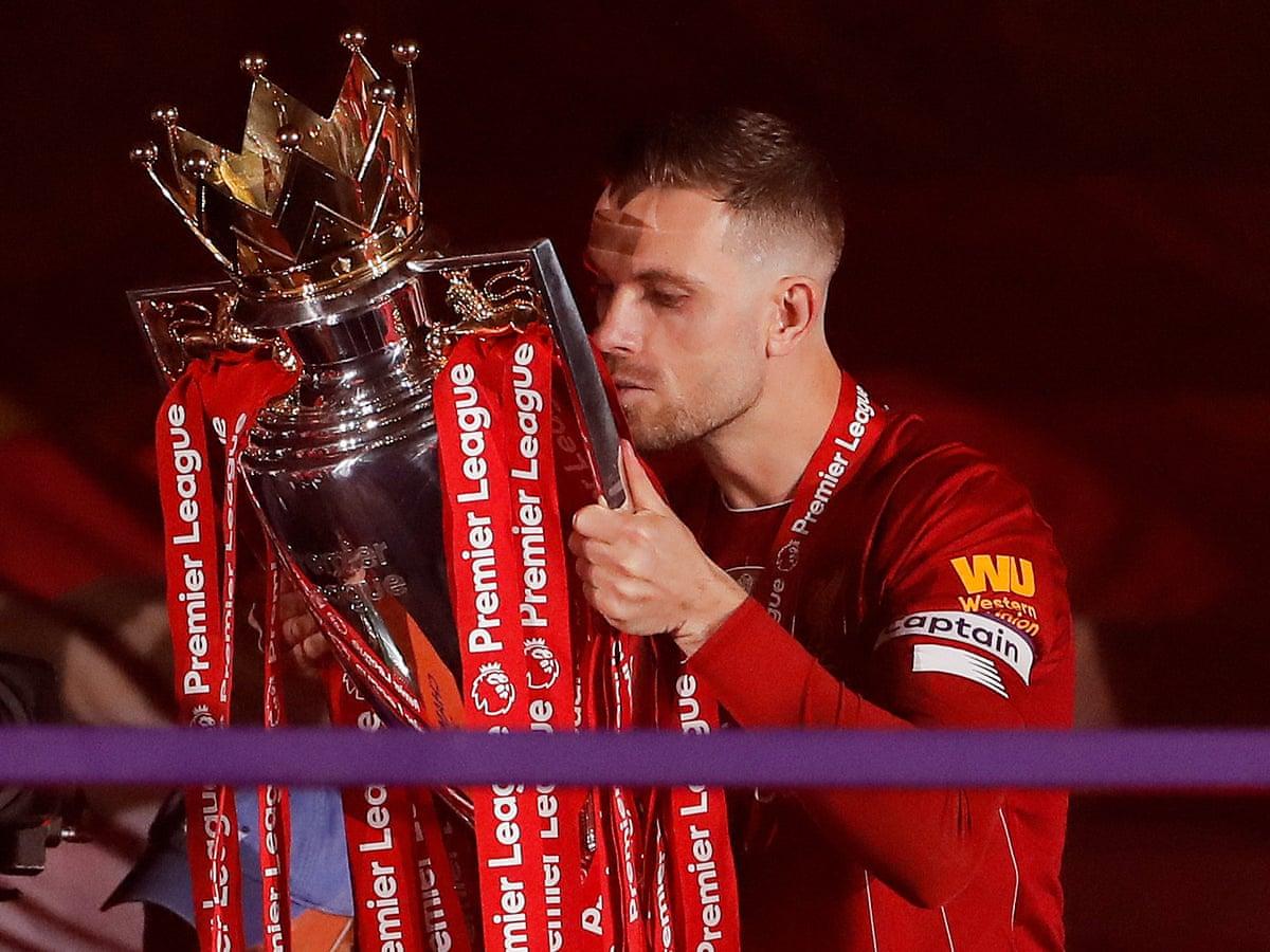 Tháng 7 năm 2020, anh là thủ quân Liverpool đầu tiên nâng danh hiệu vô địch Premier League