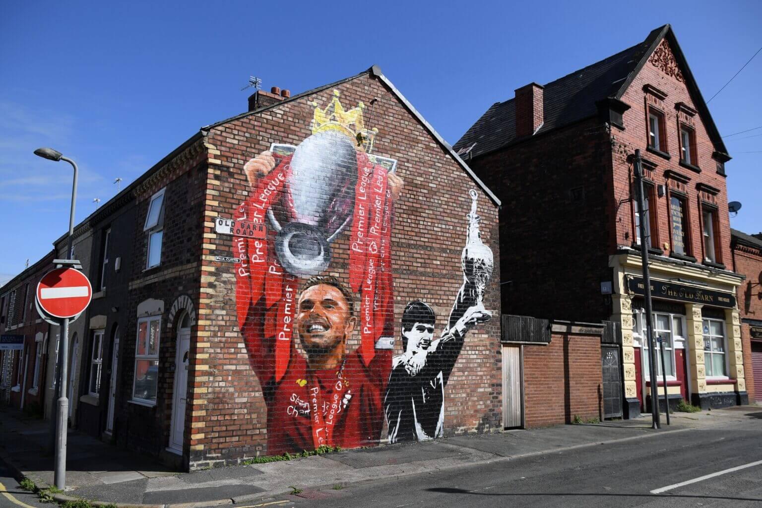 Henderson chính là mẫu thủ quân mà Liverpool cần