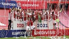 Ajax vô địch Hà Lan lần thứ 35