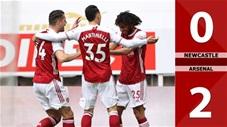 Newcastle vs Arsenal: 0-2, Pháo thủ bắn phá, 3 điểm mang về