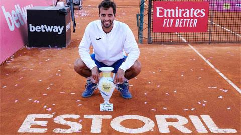 Đồng hương Nadal vô địch Estoril Open 2021