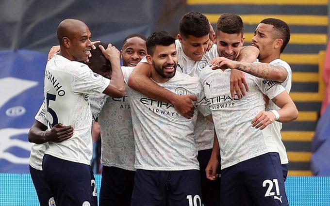 Man City sẽ có được đội hình mạnh nhất ở màn tái đấu PSG