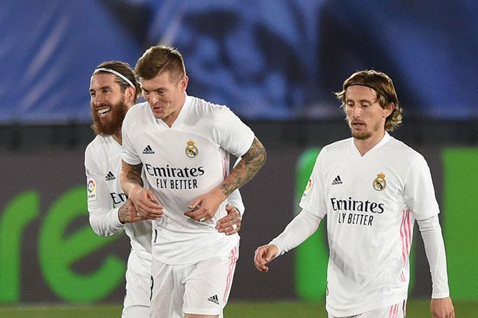 Với ADN Champions League, Real Madrid được dự đoán sẽ vượt qua Chelsea
