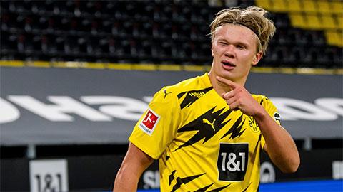 Tin giờ chót 3/5: Haaland ở lại Dortmund thêm một mùa