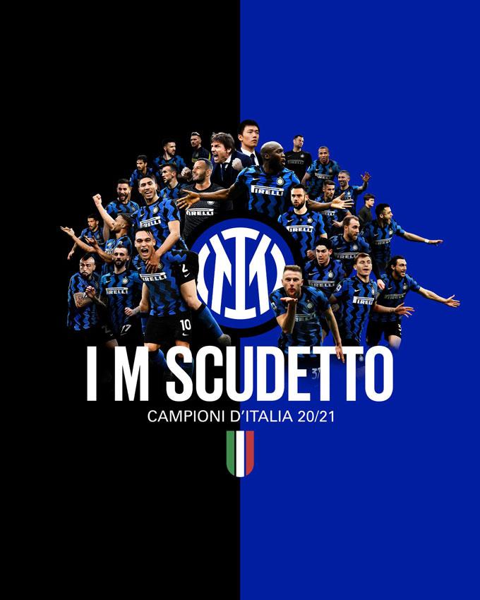 Inter vô địch Serie A sau 11 năm, đồng thời chặn đứng mạch 9 mùa vô địch liên tiếp của Juventus