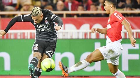 Lyon, ác mộng của Monaco