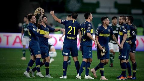 Soi kèo Barcelona SC vs Boca Juniors, 07h30 ngày 5/5