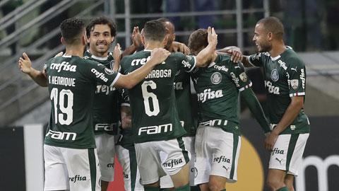 Soi kèo Defensa Y Justicia vs Palmeiras, 07h30 ngày 5/5