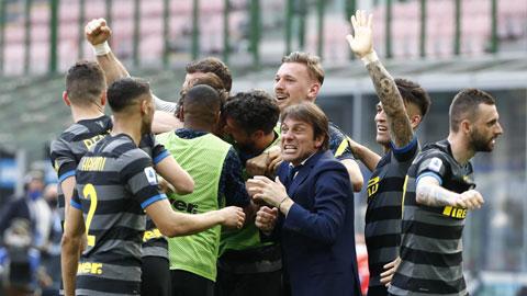 Sau khi đăng quang tại Serie A, Inter của Conte sẽ phải hướng đến mục tiêu cải thiện thành tích ở sân chơi châu lục