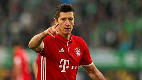 Zahavi yêu cầu Bayern  nâng lương cho Lewy