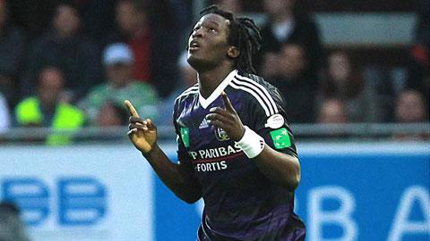 Năm 2010, Lukaku ở tuổi 17 mới bắt đầu  sự nghiệp tại Anderlecht