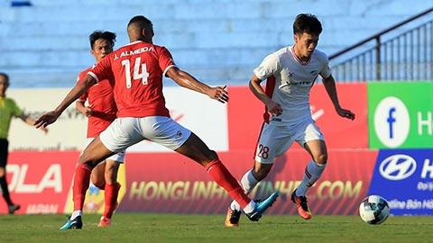 Tạm hoãn tổ chức trận đấu Viettel gặp HL Hà Tĩnh