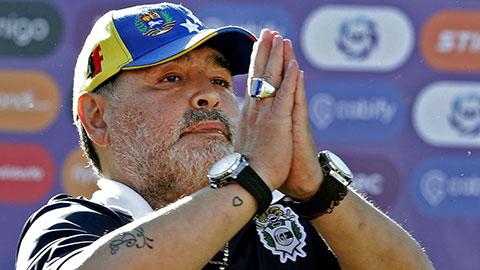 Cái chết của Maradona trở thành ''phiên tòa của truyền thông'