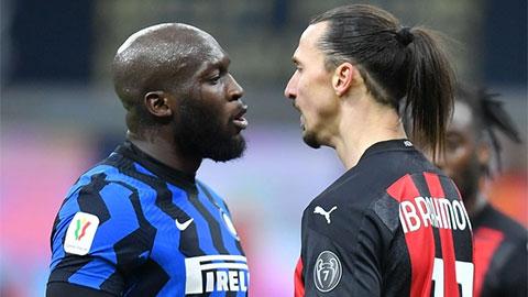 Romelu Lukaku bắt Ibra khom lưng sau khi giúp Inter vô địch Serie A