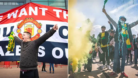 Fan Man United để lộ kế hoạch khiến nhà Glazer 'tái mặt'