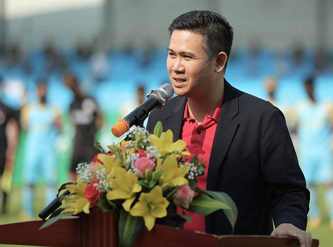 Lễ khai mạc giải hạng Nhì diễn ra ở Hoà Bình
