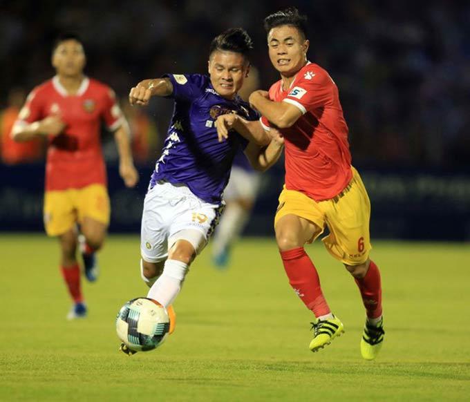 Lý Công Hoàng Anh được tạo cơ hội lên đội tuyển Việt Nam
